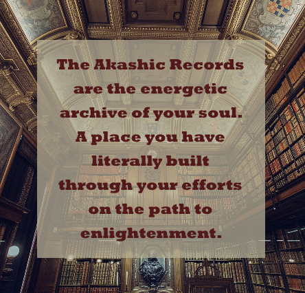 Akashic Records Wisdom
