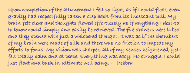 well-being attunement
