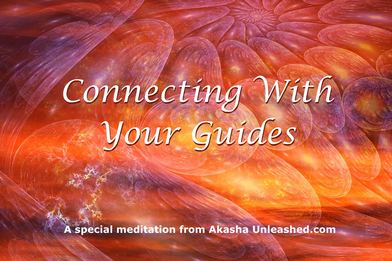 akasha unleashed connecting with guides meditation
